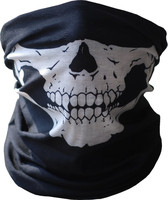Delivery from USA Los Angeles Tube Mask Neck Gaiter Dust Shield sports face balaclava seamless headwear skull face bandana