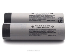 100% 18650 PF 2900mAh Battery 3.7V Rechargeable NCR18650 PF