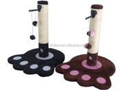 Cat scratching tree/Paw shaped cat toy