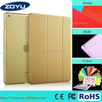Leather Smart Case Magnetic Cover For iPad mini , Ultra Slim Auto Wake up/Sleep Function