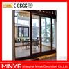 new design wooden door/commercial use office doors design /aluminium sliding doors