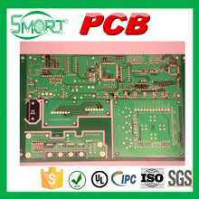 Smart bes~Shenzhen Multilayer Printed Circuit Board Fr-4 PCB with 3 Layers Copper and 0.4mm Board Thickness