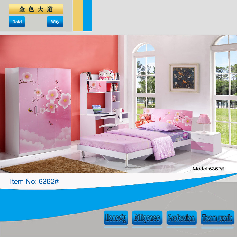 Baby Bedroom Furniture Sets Bedroom Furniture High Gloss Uv Mdf Panel