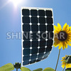 2015 Hot sell semi Flexible solar panels 100W from China factory directly