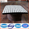 Ruber Backed Ceramic Tile for abrasion risistant liner of feeding chute