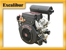 twin cylinder And V-Twin Diesel Engine SV840