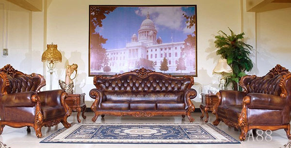 Antico soggiorno mobili in stile country francese a88 for Soggiorno in stile country francese