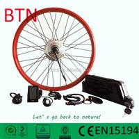 48v 350/500w hub motor e bike kit,electric bicycle kit with CE