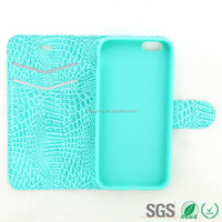 China supplier Crazy horse leather case For iphone 6