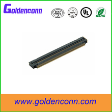 0.5mm pitch fpc connector LCP for wire to board with height 2.6mm SMT upper contact