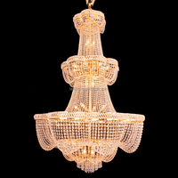 2015 Grand asfour crystal chandelier prices, wholesale big crystal chandelier lighting-63028
