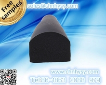 marine rubber trim edge