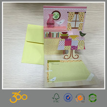 best wishes paper folding handmade thanksgiving greeting card design