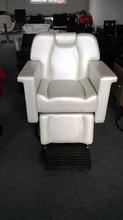 2015 reclinabile moderna sedie di barbiere per uomo/bianco vendita calda sedia da barbiere con spugna morbida