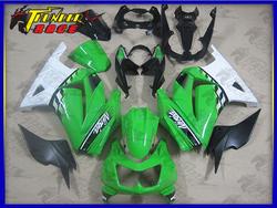 ABS Motorcycle Fairing kit for KAWASAKI Ninja 250R year 06 09