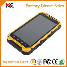 rugged smartphone android 3g gps dual sim - quad core with NFC