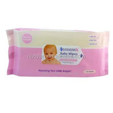 Cover with tape wet wipes baby wipes With lid