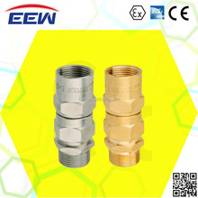 Explosionproof cable glands for pipe wiring armoured cable