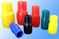 PVC Electrical Cable Sleeves ,Vinyl Wire End Caps/Soft PVC Insulated Terminal Cap
