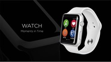 New Arrival Fashion Bluetooth Android Smart Watch and supporting Multi-Languages