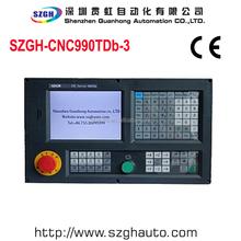 3 axis CNC lathe controller as fanuc cnc controller