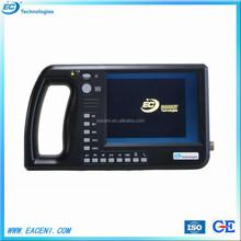 EC8000AV Hot Selling Full Digital B Model Handheld Ultrasound