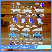 funny design Dome sticker/epoxy sticker/3D crystal sticker