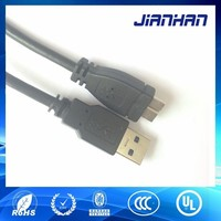 best salable samsung note3 n9006 1m charging blue usb 3.0 micro male cable