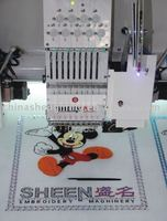 simple looping embroidery machine