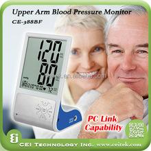 2015 NEW Upper Arm Blood Pressure Monitor digital blood pressure monitor