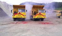 articulated dump truck DA series