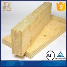 Wood beams and lvl beams for construction