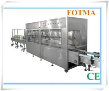 Automatic essential oil bottle filling machine,filling capping labeling line