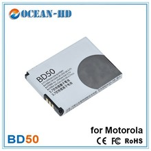 Top selling BD50 Replacement Baterie for Motorola Mobile Phone battery