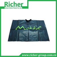 Custom Unique Printed Large Plastic Loop Handle Bag