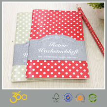cute custom school notebook cover designs,wholesale cheap school notebook