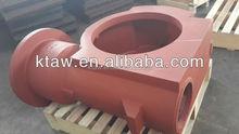 OEM Gray iron & ductile iron Casting /pump casing