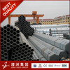 Tianjin manufacturing welded carbon galvanized round steel pipe / mild Steel Pipe with threaded / hot dip galvanized round pipe