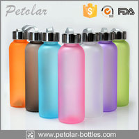 19oz hot plastic holy drink water bottles wholesale