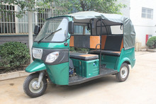 Bangladesh Gasoline 3 Wheels Passenger Taxi Motorcycle