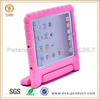 handbag style special for kids squishy foam for ipad 2 case pink