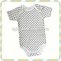 fashion print baby wear