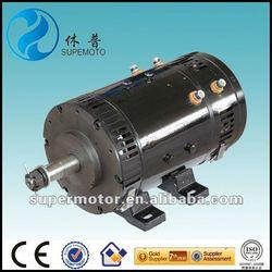High torque 7.5kw 72V dc motor for convertion car
