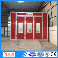 CE Approved Norway Quality Assured Car Spray Booth Oven