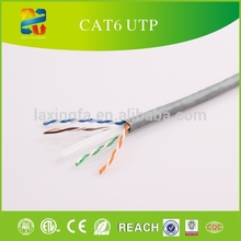 Cat6 Network Lan Cable UTP Cable Passing Fluke Cable Tester