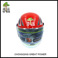 2015 New Full Face ABS Helmet for Motorcycle