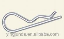 metal hair pin alloy steel hair clip