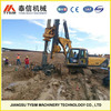 small pile driving machine, mining drilling rig, hydraulic rotary drilling rig
