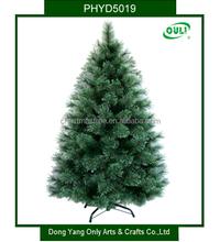 1.5m pine needles artificial christmas tree