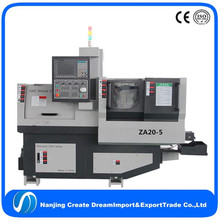 New condition and turning center type lathe machine